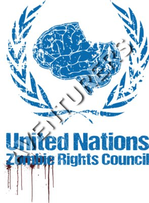 United Nations Zomie Rights Council cel
